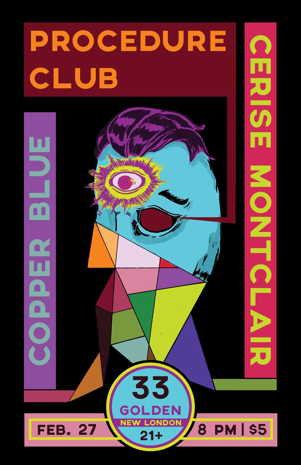 Cerise Montclair – Show Posters image