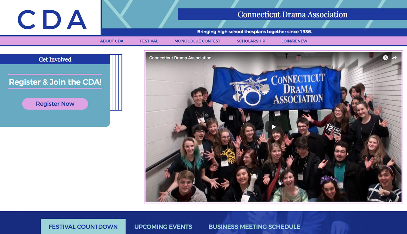 Connecticut Drama Association image