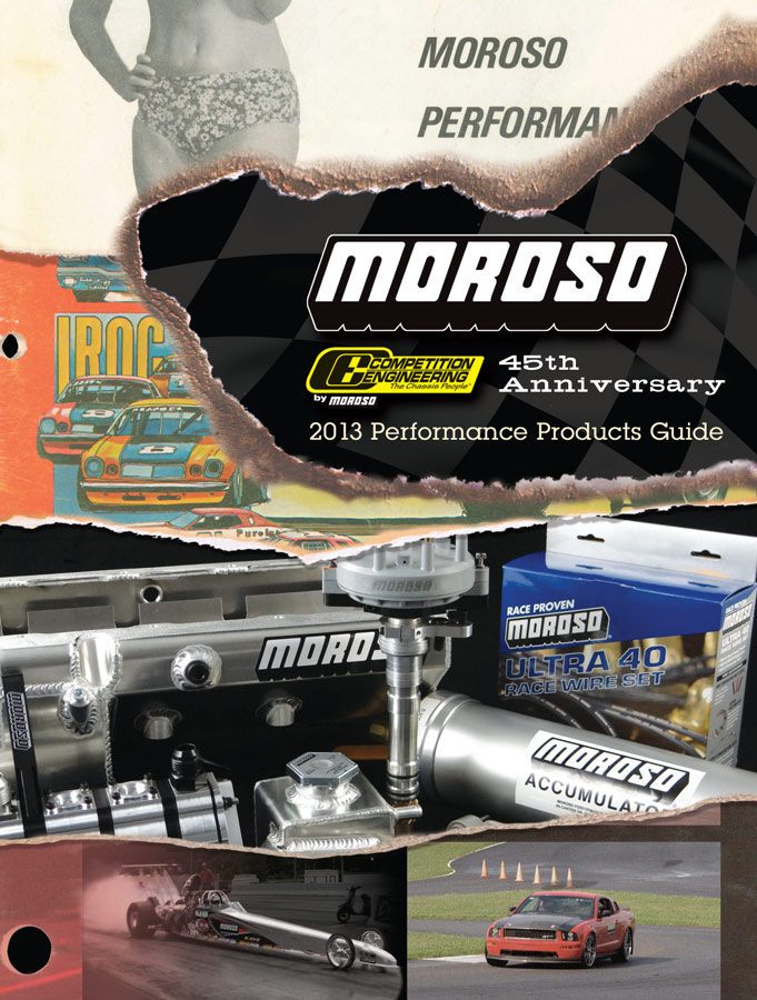 Moroso Performance Products – Catalog Design thumbnail