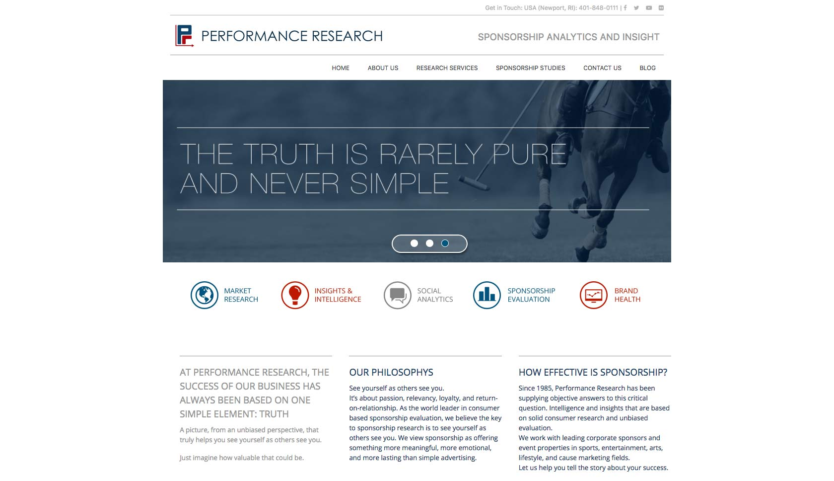 Performance Research image