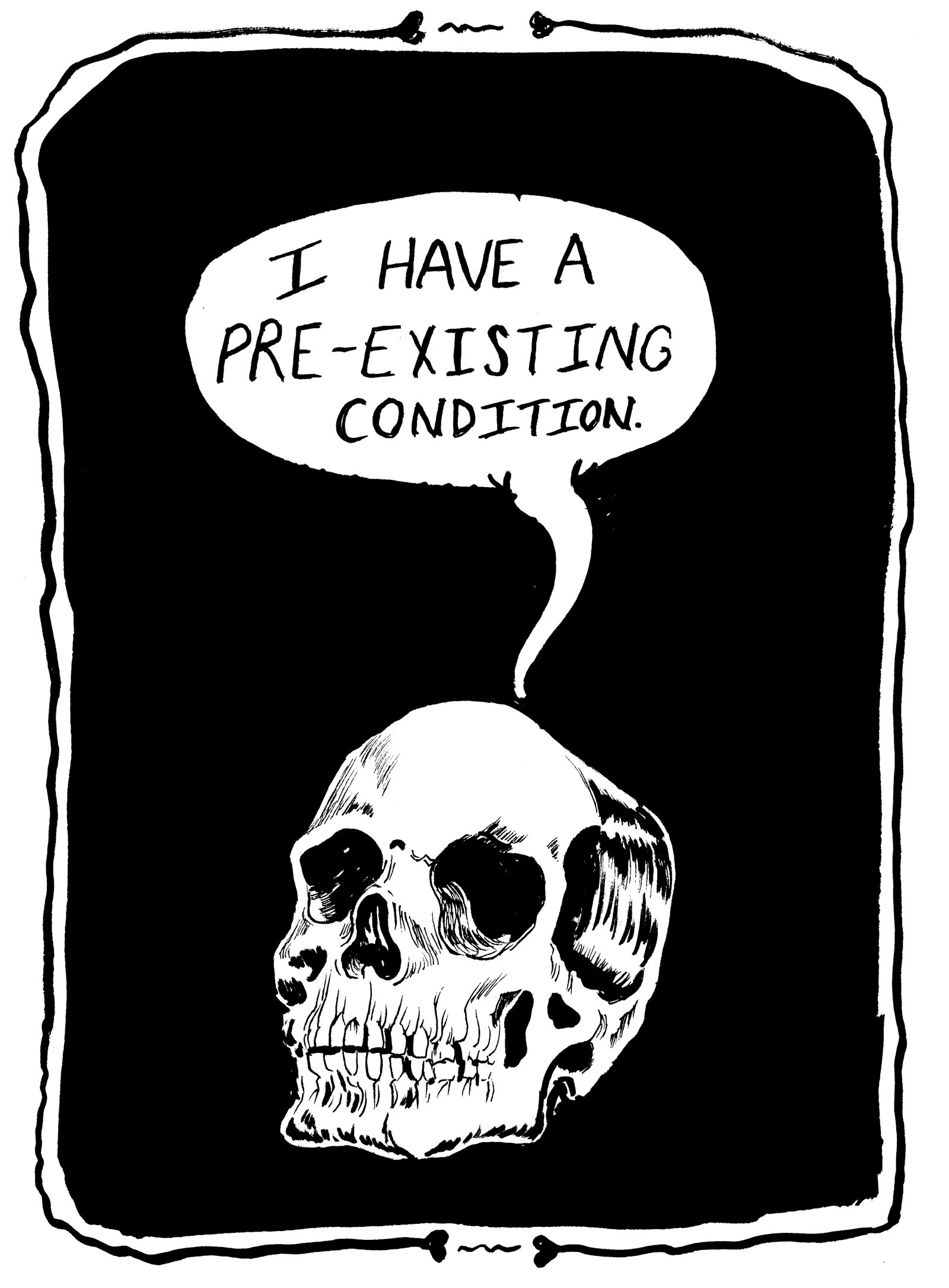 Pre-Existing Condition image