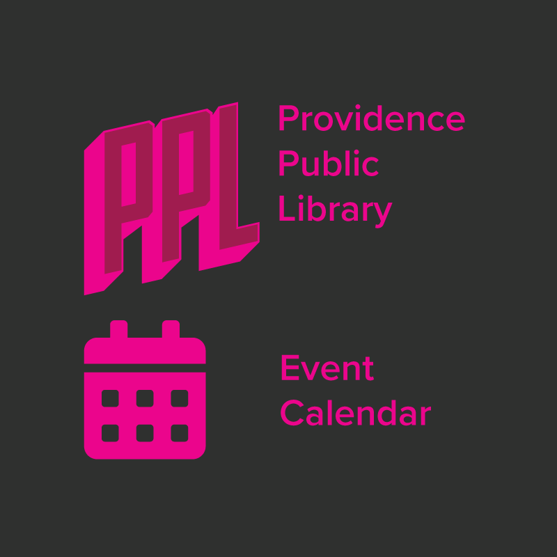 Providence Public Library – Event Calendar image